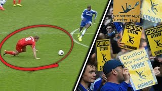 10 Moments That Will Haunt Footballers Forever!