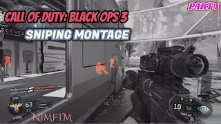 BLACK OPS 3 SNIPING MONTAGE!!🔥🔥 Ep. 3 (Quickscopes, Melees, Feeds + More)