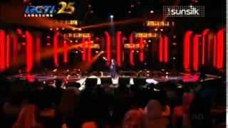 VIRZHA (^.^)  FRIDAY I'M IN LOVE (^.^) INDONESIAN IDOL 2014