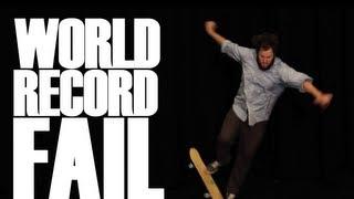 16 World Record Fails in 62 Seconds