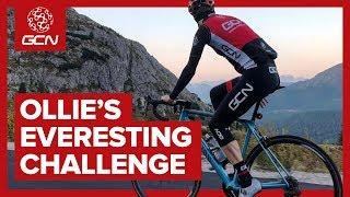 Gcn'S Everesting Challenge   Ollie Vs The Passo Valparola