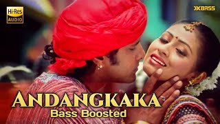 Andangkaka Kondakari | BASS BOOSTED AUDIO | Anniyan | Vikram | Shankar