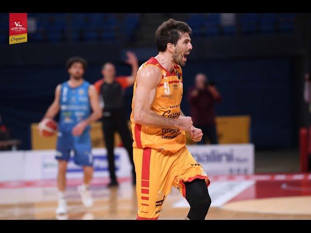 [HighLights] Carpegna Prosciutto Basket Pesaro - Germani Brescia: 98-88