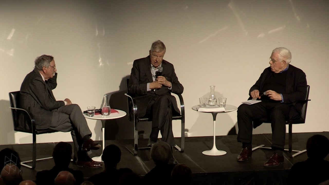 Henry N. Cobb, Peter Eisenman, And Rafael Moneo, U201cHow Will Architecture Be  Conceived?u201d