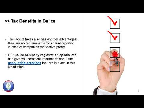 Why Open an Offshore Company in Belize?