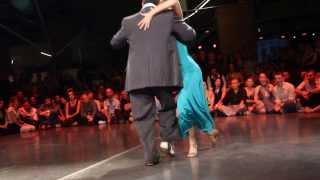 Horacio Godoy & Magdelena Gutierrez #3, 8th Istanbul Tango Ritual 2013