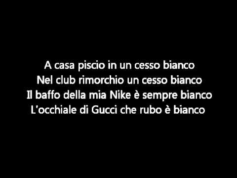Guè Pequeno ft. Caneda - Il ragazzo d'oro + Testo