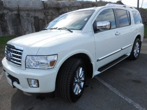 Ford Of Murfreesboro >> SOLD.2010 INFINITI QX56 5.6 V-6 4WD NAVIGATION DVD LOADED 50K AT FORD OF MURFREESBORO 888-439 ...