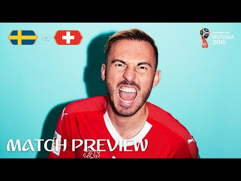 Josip DRMIC (Switzerland) - Match 55 Preview - 2018 FIFA World Cup™