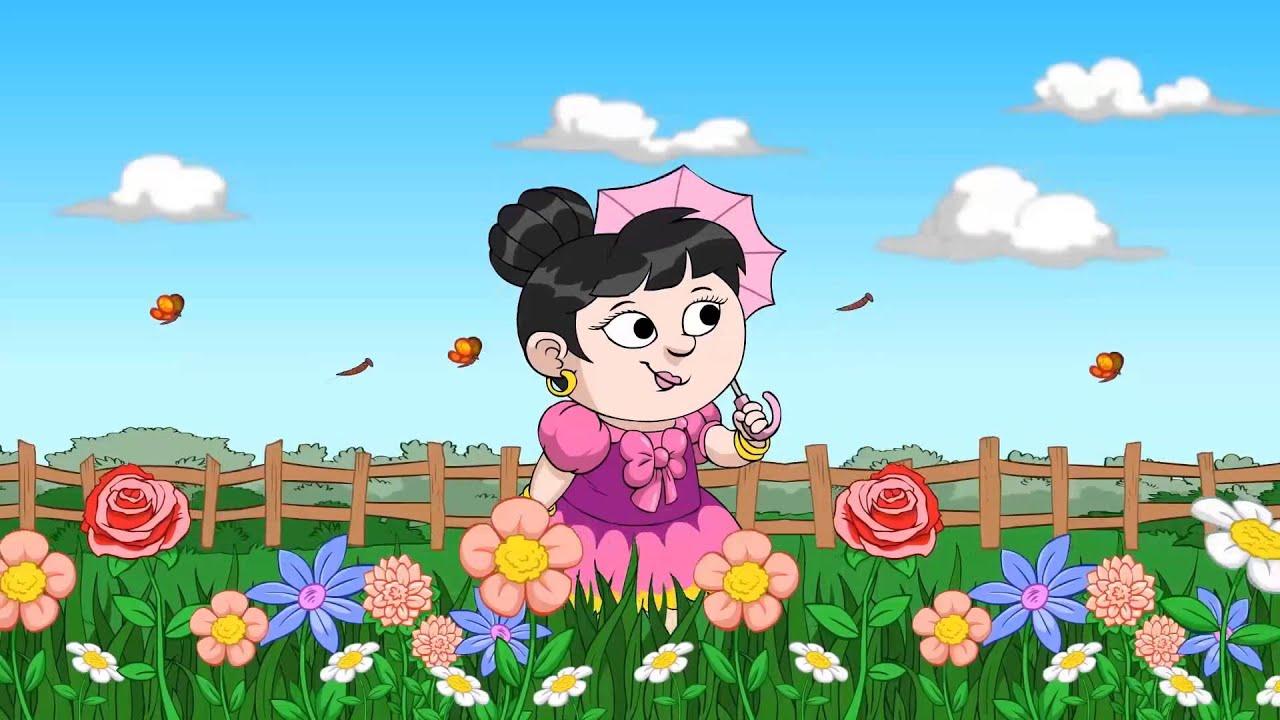 Tin Tin Tini Mini Hanım - Çocuk Şarkıları 2017