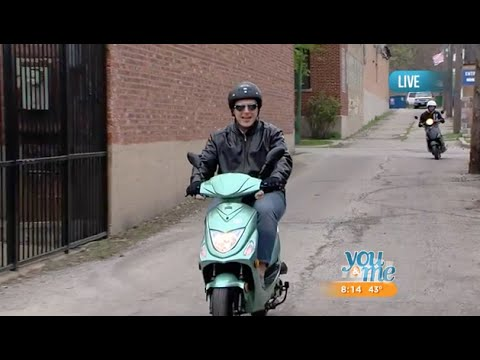 Scooters In Chicago: Part 3