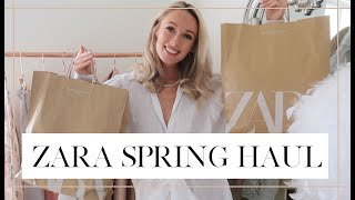 HOW TO MAKE ZARA LOOK EXPENSIVE // Zara Spring 2020 Haul + Try On // Fashion Mumblr
