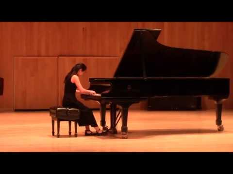 2017-18 MTNA Piano Competition Connecticut State Round, Nov. 2017 (Stephanie Chang, 11)