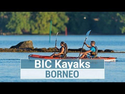 BIC KAYAKS - BORNEO