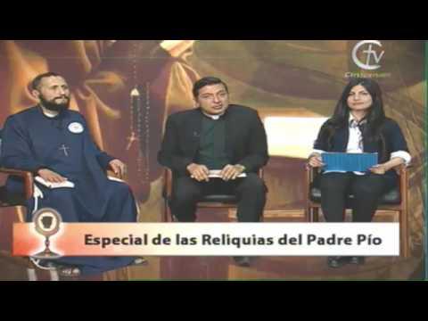 Especial de preparación para las Reliquias del Padre Pio de Pietrelcina
