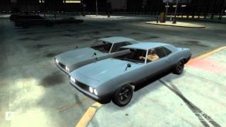 GTA 4- Slow Motion Crashes Part 4! (HD)