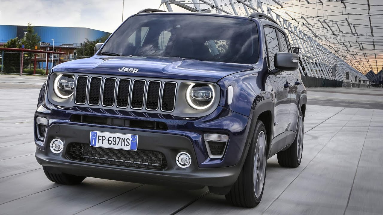 Novo Jeep Renegade 2019 1.3 Turbo Automático - desempenho ...