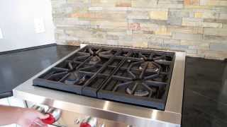 Wolf 30 inch all gas range review