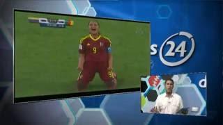 #Deportes24 DeynaGol gol con el que Venezuela venció a Camerún 2-1 (+ video) Deyna Castellano