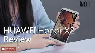 Gearbest Review: HUAWEI Honor X2 GEM-703L 4G Phablet - Gearbest.com