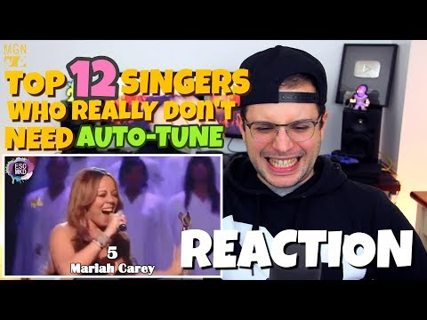 Top 12 Singers Who Really Don't Need Autotune | REACTION