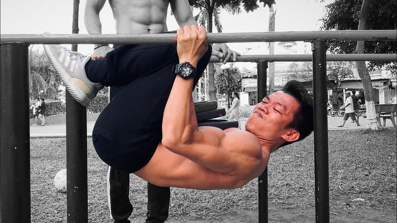 7 bài Kéo xà KHÔNG THỂ BỎ QUA! – Làng Hoa Workout.