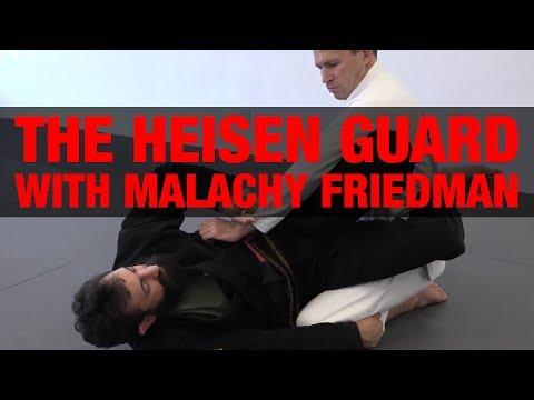 The Heisen Guard with Malachy Friedman
