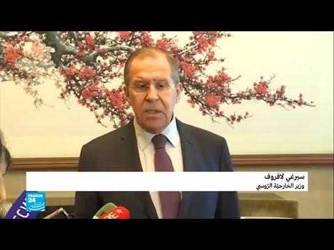 لافروف يتحدث عن تقسيم سوريا  - نشر قبل 1 ساعة