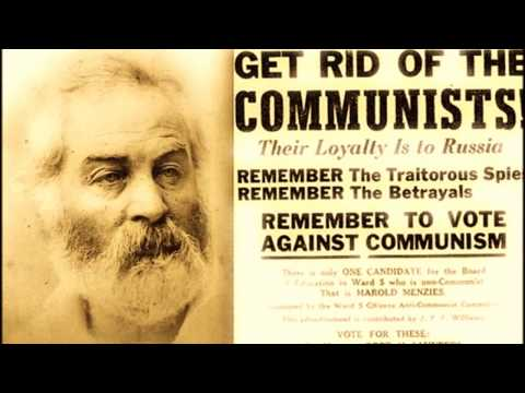 Red Scare and Palmer Raids