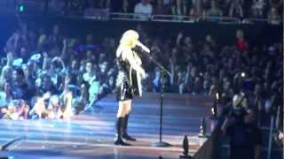 Taylor Swift: Speak Now Tour 2012