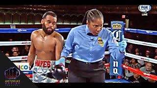 This is a Boxing Referee (Sharon Sands | Point Deduction for Excessive Holding)