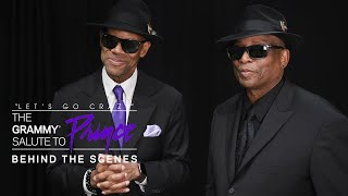 Jimmy Jam & Terry Lewis Talk Prince Medley | Let's Go Crazy: The GRAMMY Salute To Prince