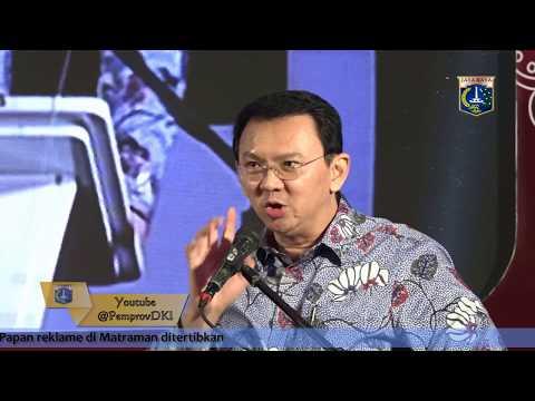 21 Sept 2016 Gub Basuki T. Purnama Memberikan sambutan pada acara Perayaan 45 Tahun PWC Indonesia