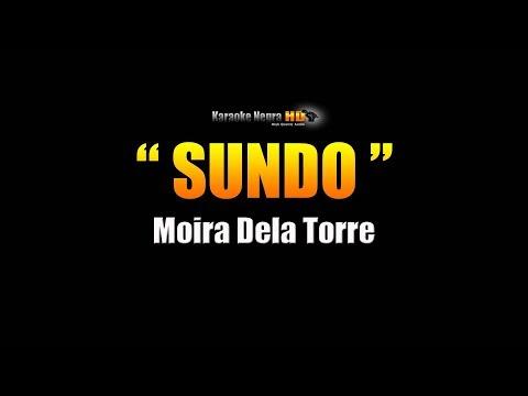 SUNDO - Moira Dela Torre (Karaoke)