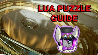 Lua Puzzle Guide (All puzzles)