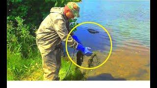 Рыбаки Онемели Когда Я Это Вытащил На Поисковый Магнит