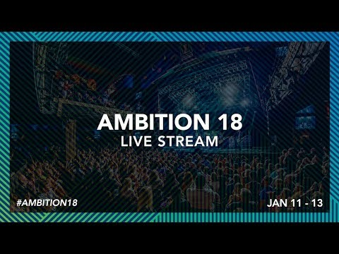 Ambition 18 - Session 4