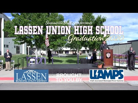 Lassen High School 2020 Graduation on SusanvilleStuff