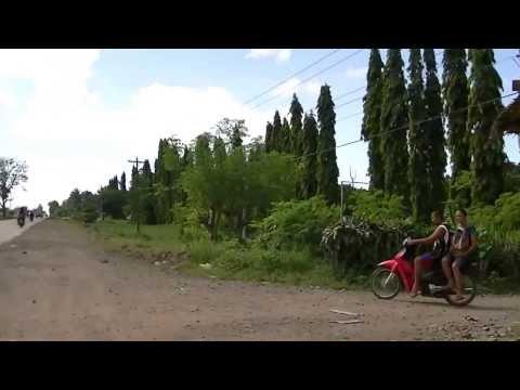Mabini to Pantukan,Compostela  Philippines Mindanao