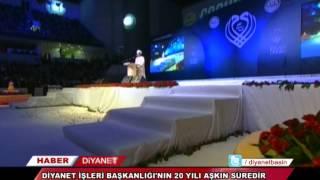 Kutlu Doğum Haftası Etkinlikleri ANKARA 2013 ARENA 2/3.kısım 2017 Video