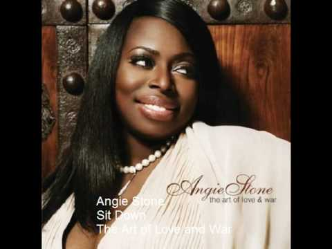 Angie Stone - Sit Down - Neofunkyman's best song