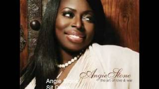 Watch Angie Stone Sit Down video