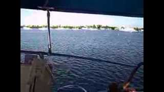Living aboard in Boot Key Harbor