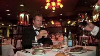 Sparks Steak House - Greatest Steakhouse in Manhattan