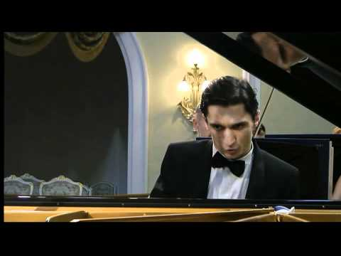 Alexander Romanovsky plays Rachmaninov Concerto No. 3