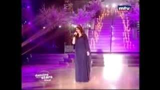 Dancing With The Stars S02 Final Elissa 2014 اليسا فعيونك رقص النجوم