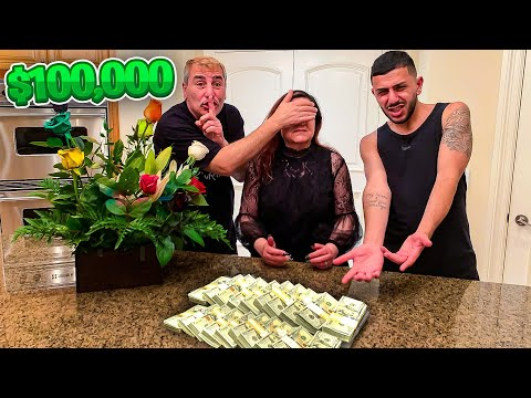CHOOSE THE RIGHT FLOWER, WIN $100,000