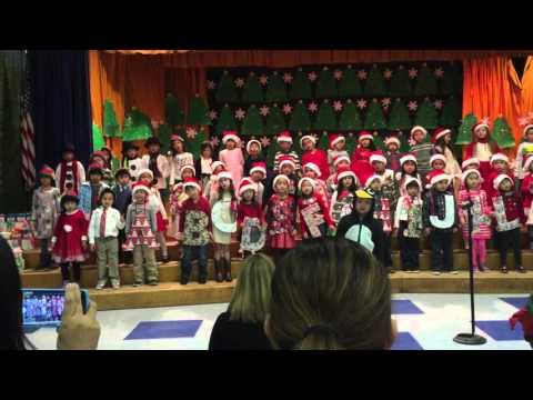 Madison's Christmas Program 2015 - Mesa Robles