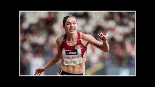 Leichtathletik: Malaika Mihambo und Gina Lückenhamber überzeugen in Weinheim