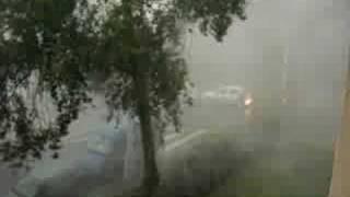 Bouřka ve Stodůlkách